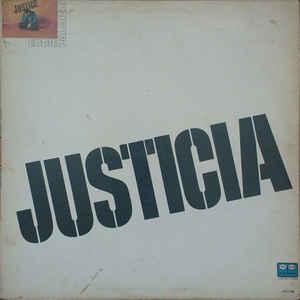 Eddie Palmieri - Justice / Justicia - Album Cover