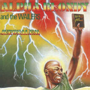 Alpha Blondy - Jérusalem - Album Cover