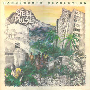 Handsworth Revolution - Album Cover - VinylWorld