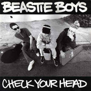Beastie Boys - Check Your Head - Album Cover