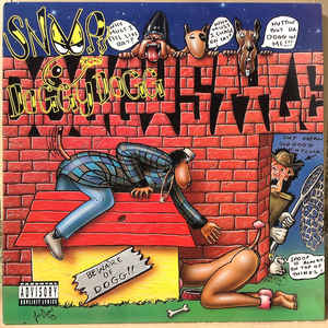 Snoop Dogg - Doggystyle - Album Cover