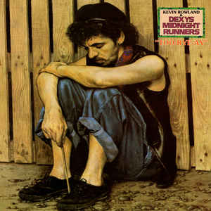 Kevin Rowland - Too-Rye-Ay - Album Cover