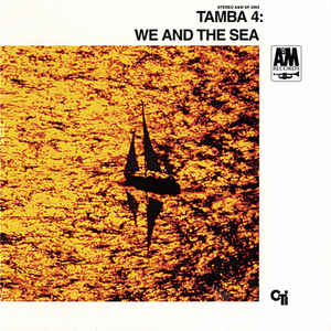 Tamba 4 - We And The Sea - Album Cover