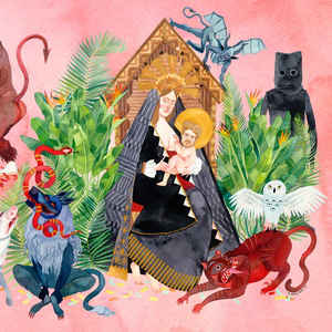 Father John Misty - I Love You, Honeybear - VinylWorld