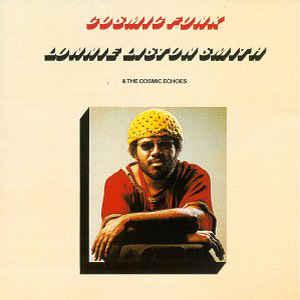 Cosmic Funk - Album Cover - VinylWorld