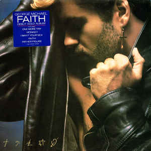 George Michael - Faith - Album Cover