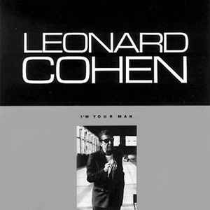 Leonard Cohen - I'm Your Man - Album Cover