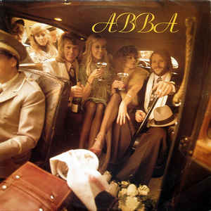 ABBA - ABBA - Album Cover