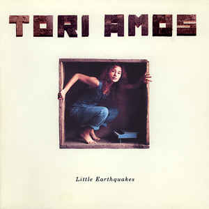 Tori Amos - Little Earthquakes - Album Cover