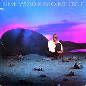 Stevie Wonder - In Square Circle - Album Cover