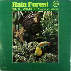 Rain Forest - Album Cover - VinylWorld