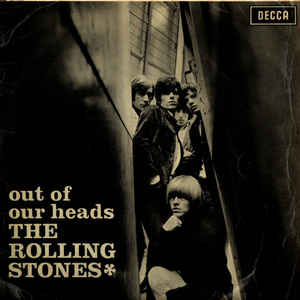 The Rolling Stones - Out Of Our Heads - Album Cover