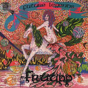 Fruupp - Future Legends - Album Cover
