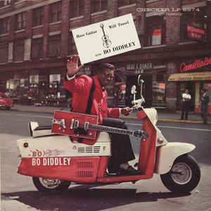Bo Diddley - Have Guitar, Will Travel - VinylWorld
