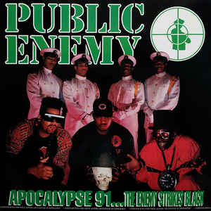 Public Enemy - Apocalypse 91... The Enemy Strikes Black - VinylWorld