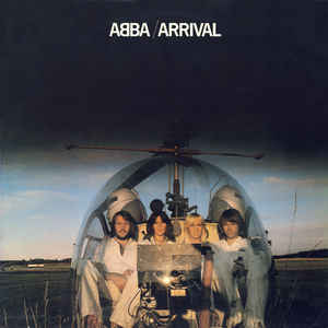 ABBA - Arrival - Album Cover