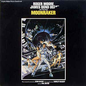 John Barry - Moonraker (Original Motion Picture Soundtrack) - VinylWorld