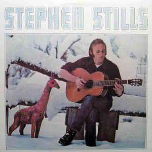 Stephen Stills - Stephen Stills - Album Cover