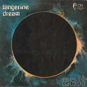 Tangerine Dream - Zeit - Album Cover