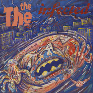 The The - Infected - Album Cover