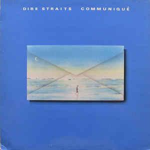Dire Straits - Communiqué - Album Cover