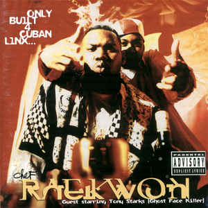 Raekwon - Only Built 4 Cuban Linx... - Album Cover