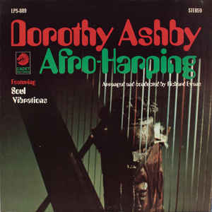 Dorothy Ashby - Afro-Harping - Album Cover