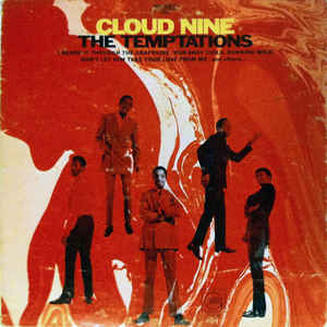 The Temptations - Cloud Nine - Album Cover