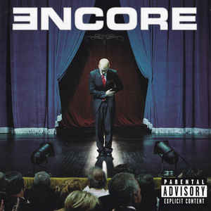 Eminem - Encore - Album Cover