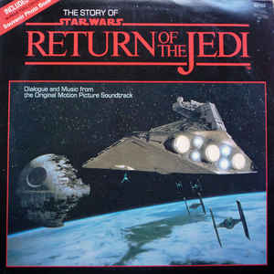 The Story Of Return Of The Jedi - Album Cover - VinylWorld