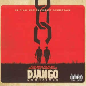 Various - Django Unchained (Original Motion Picture Soundtrack) - Album Cover