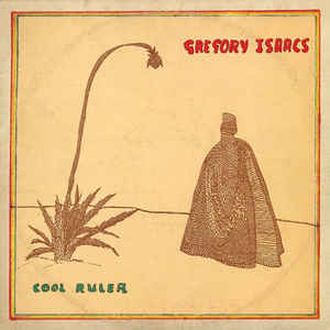 Gregory Isaacs - Cool Ruler - Album Cover