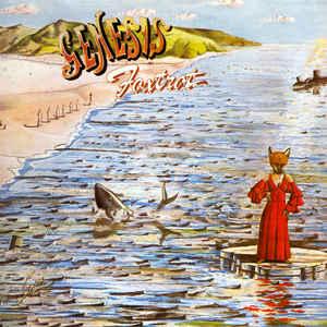 Genesis - Foxtrot - Album Cover