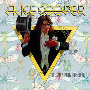 Alice Cooper (2) - Welcome To My Nightmare - Album Cover