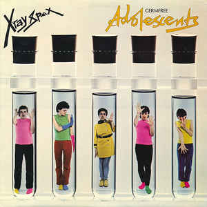 X-Ray Spex - Germfree Adolescents - VinylWorld