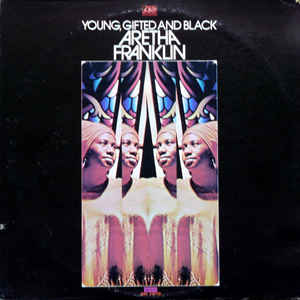 Aretha Franklin - Young, Gifted And Black - Album Cover