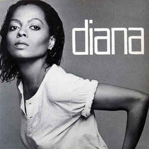 Diana Ross - Diana - Album Cover