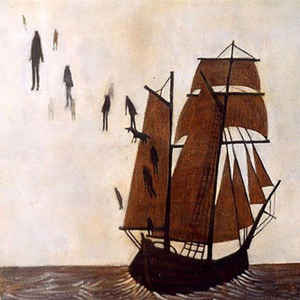 The Decemberists - Castaways And Cutouts - Album Cover