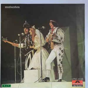 Os Mutantes - Mutantes - Album Cover