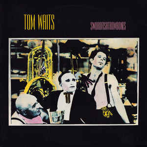 Tom Waits - Swordfishtrombones - Album Cover