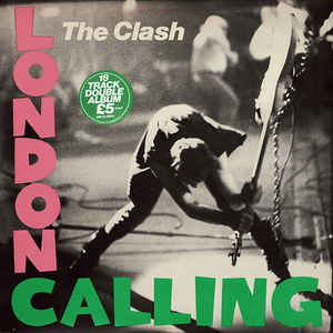 London Calling - Album Cover - VinylWorld