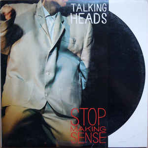 Stop Making Sense - Album Cover - VinylWorld