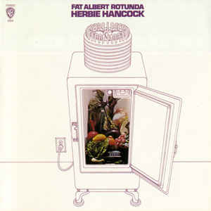 Herbie Hancock - Fat Albert Rotunda - Album Cover