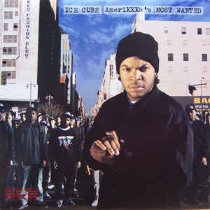 Ice Cube - AmeriKKKa's Most Wanted - Album Cover