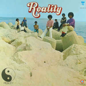 Reality (4) - Reality - Album Cover