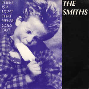 The Smiths - There Is A Light That Never Goes Out - Album Cover