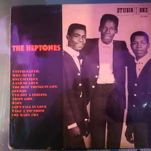 The Heptones - Album Cover - VinylWorld