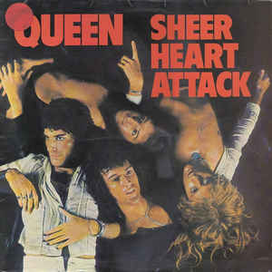 Queen - Sheer Heart Attack - VinylWorld