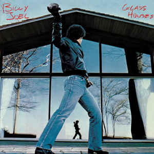Billy Joel - Glass Houses - Album Cover