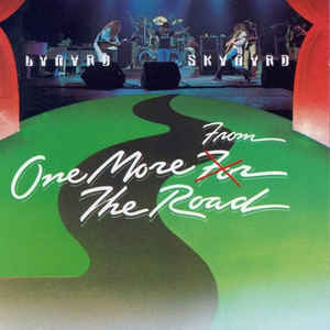 Lynyrd Skynyrd - One More From The Road - Album Cover